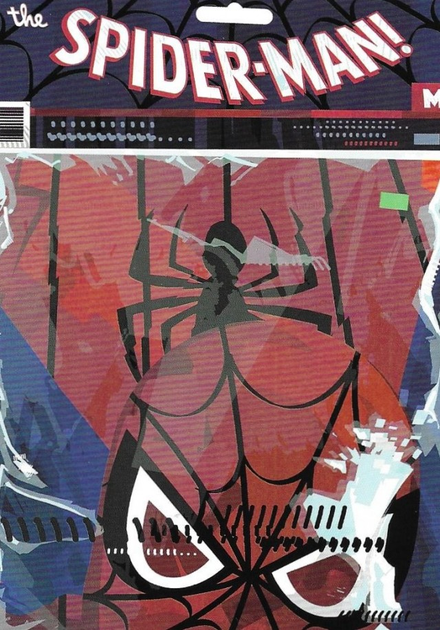 Spider Man Into The Spider Verse Concept Art Features New