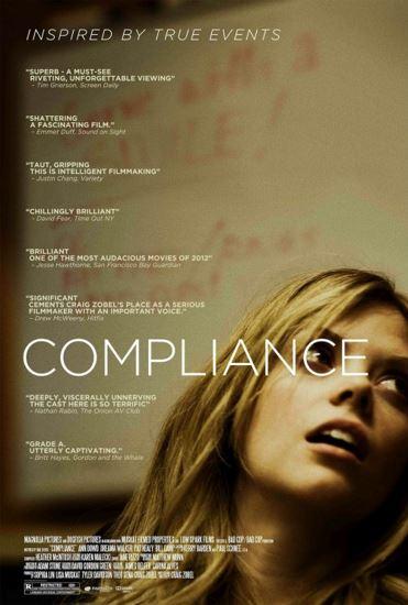 Siła perswazji / Compliance (2012) PL.BRRip.XviD-GR4PE | Lektor PL