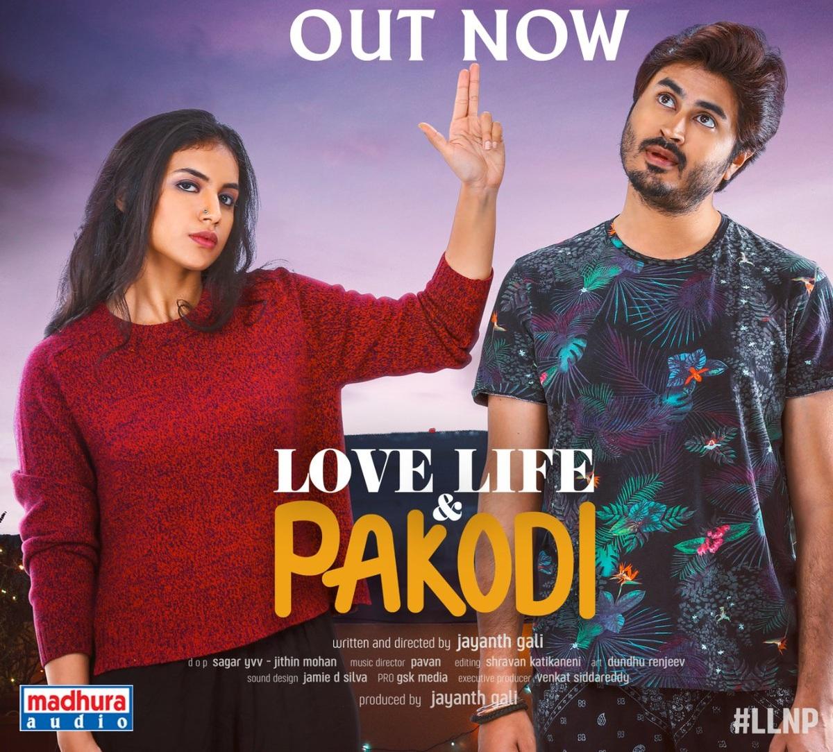 Love, Life & Pakodi (2021) Telugu 480p HDRip x264 AAC 400MB ESub