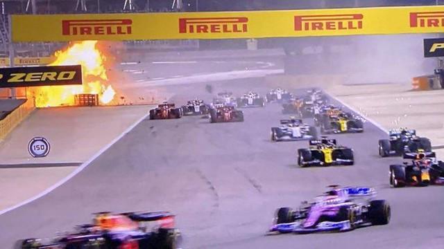 F1 GP de Bahreïn 2020 : Victoire  Lewis Hamilton  B9725385074-Z-1-2020