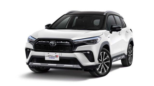 2021 - [Toyota] Corolla Cross - Page 4 282-EA41-E-4307-4-B51-84-C4-19-B30-B61-B602