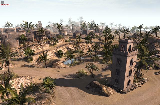 Скачать Карта: Djaggurt Village (AS2 — 3.262.0) — бесплатно