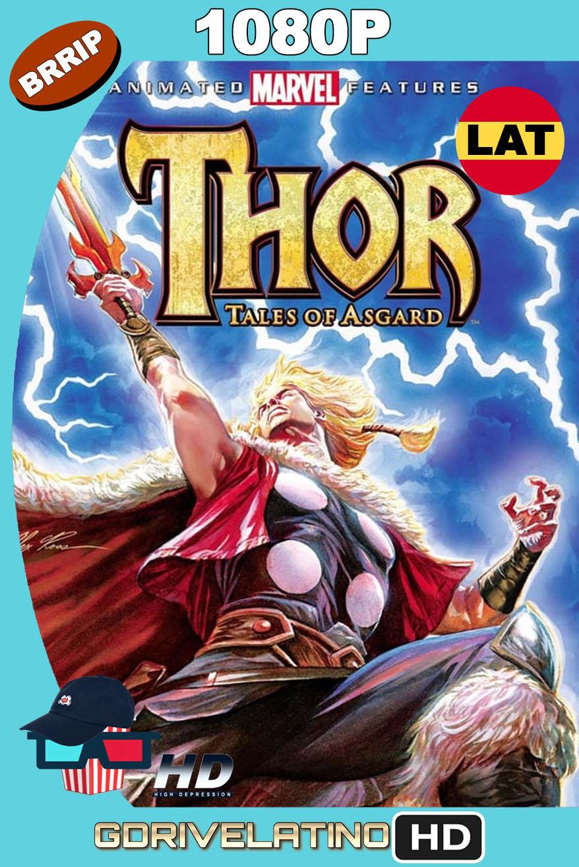 Thor: Historias de Asgard (2011) BRRip 1080p Latino-Inglés MKV