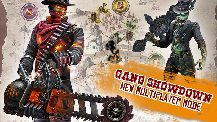Six-Guns: Gang Showdown (MOD, Unlimited Money/Stars)