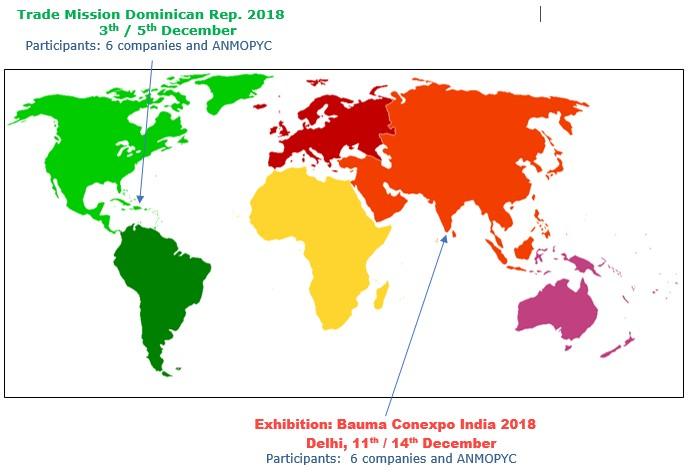 December 2018- Activities ANMOPYC