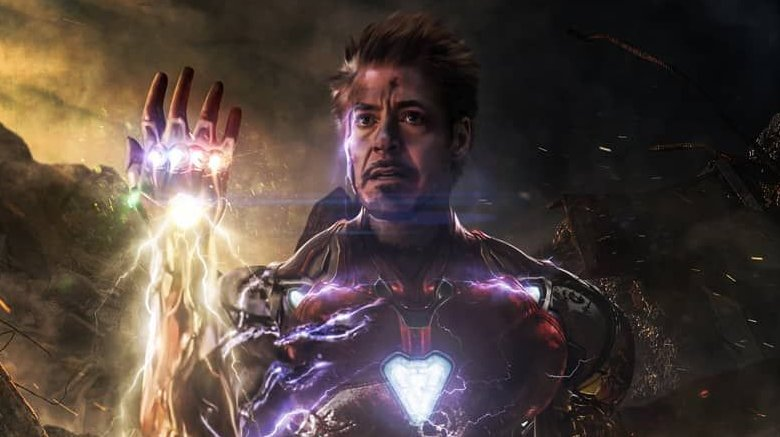 Avengers Endgame S Decisive Thanos Battle Would Have Ended With This Quip If Left Up To Robert Downey Jr