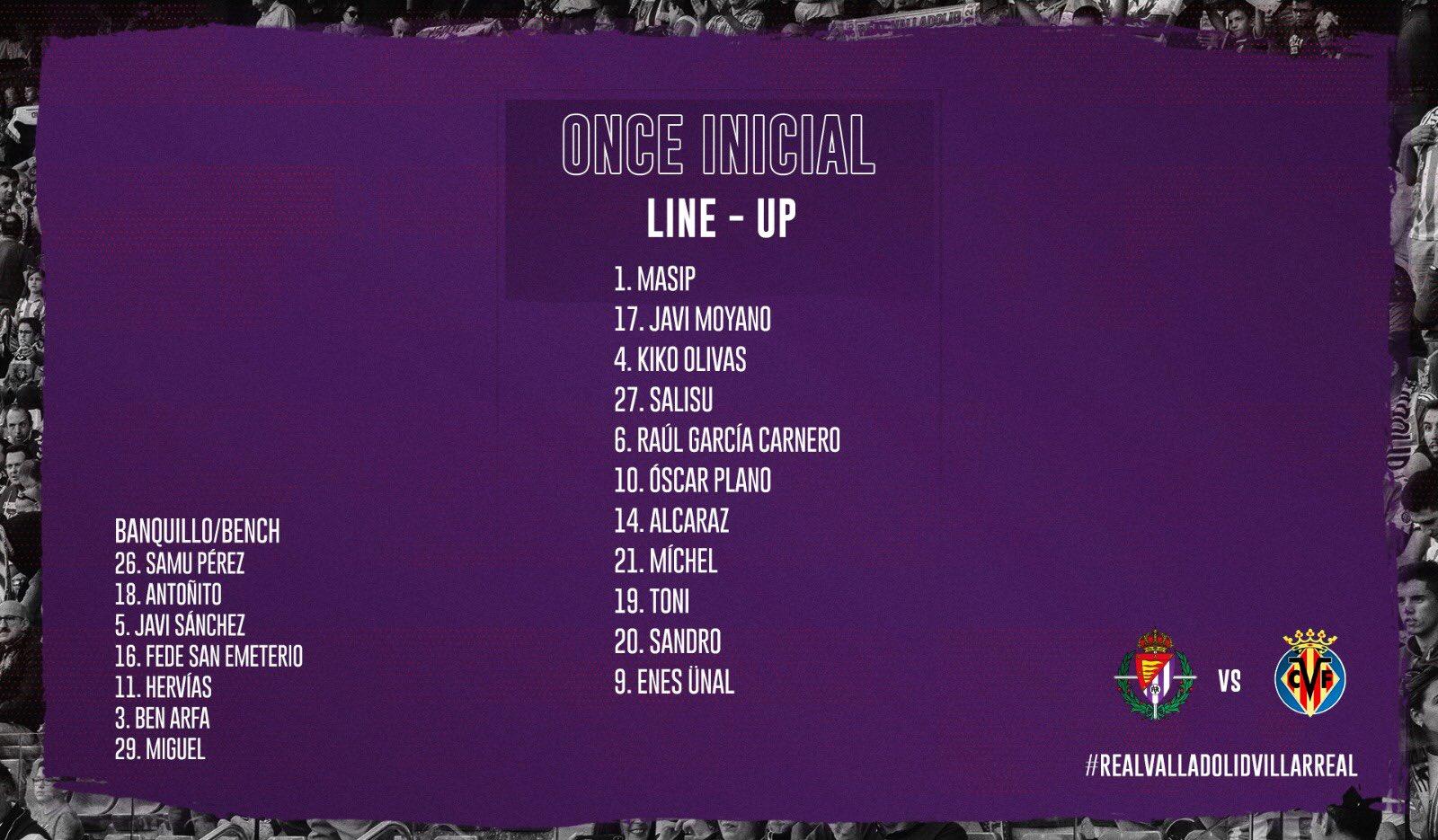 Real Valladolid C.F. - Villarreal C.F. Sábado 8 de Febrero. 18:30 - Página 2 Div>