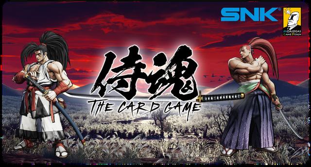 SNK格鬥遊戲首次改編桌遊 《侍魂:The Card Game》今秋登場! 邀玩家進入刀光劍影的真人面對面對決 Img001
