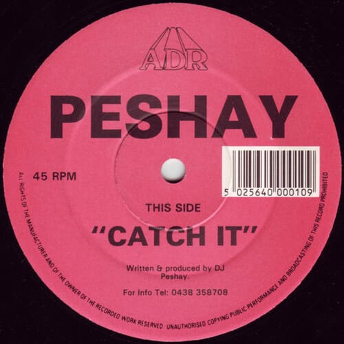 Download Peshay - Catch It mp3