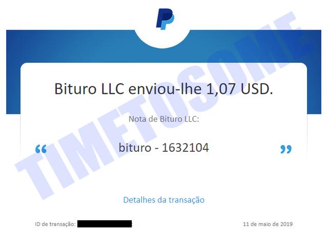 OPORTUNIDADE [Provado] Bituro App - Android/iOS - Paypal/Bitcoin/Ethereum - (Actualizado em Agosto de 2019) - Página 2 Lastbituro99
