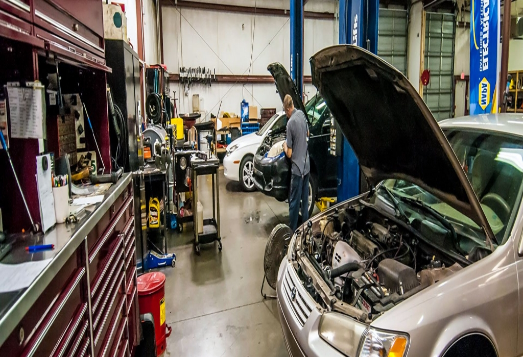 Autos Automotive Repair