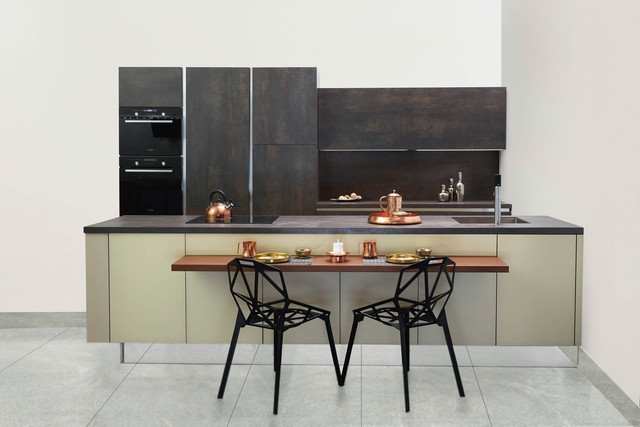 How to Decorate a Contemporary Kitchen
