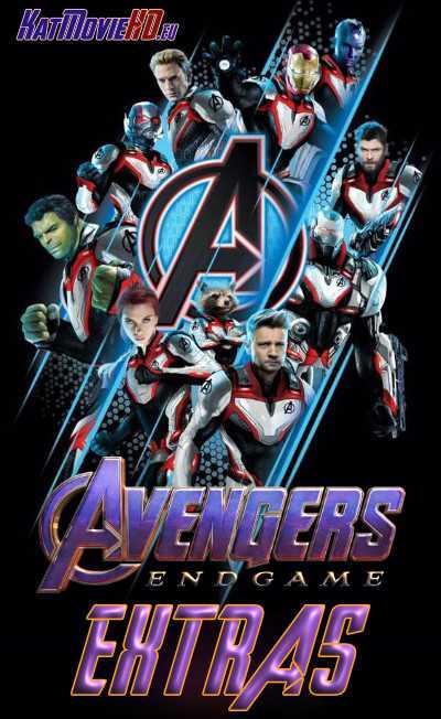Avengers: Endgame (2019) EXTRAS 720p Web-DL | Deleted + Bonus Scene
