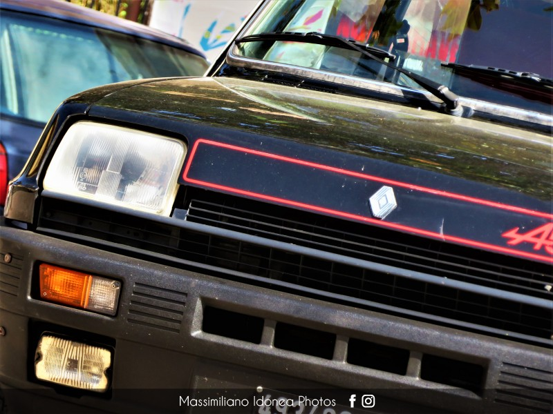 2019 - 9 Giugno - Raduno Auto d'epoca Città di Aci Bonaccorsi Renault-5-Alpine-1-4-80-CT493482-8