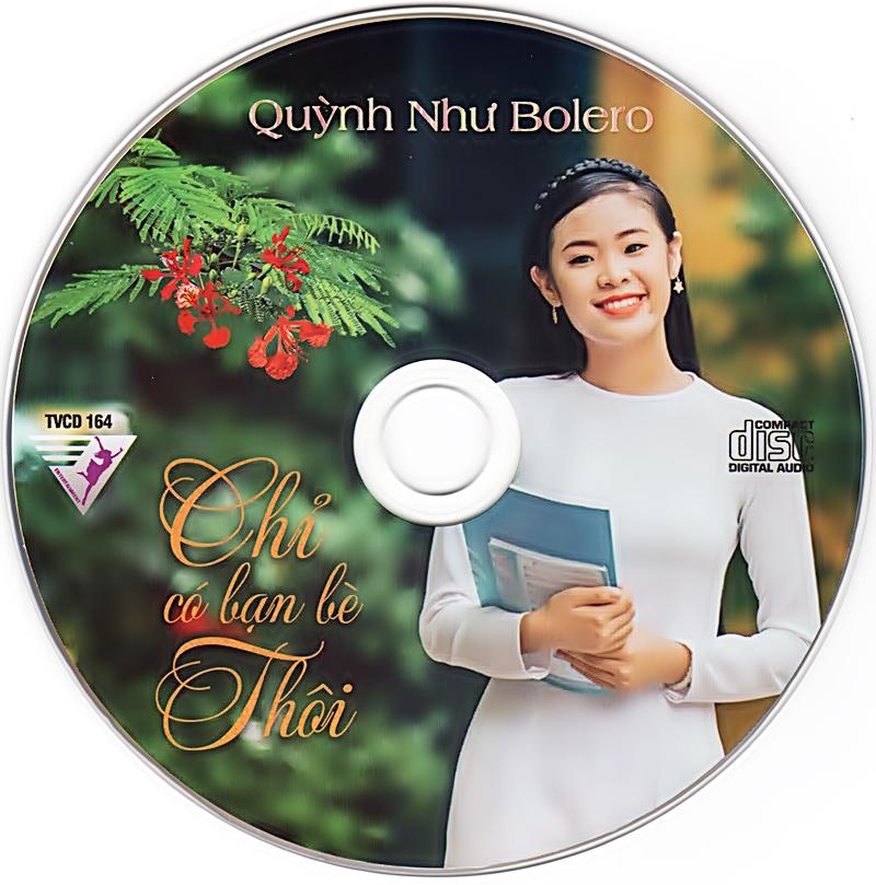 Nhac Viet Bolero - Chi Co Ban Be Thoi - Quynh Như  (Mp3 - 320kps) 02