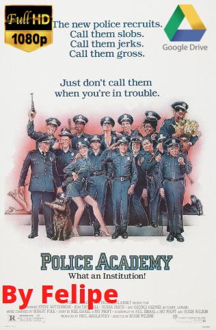 Saga – Loca academia de policía (1984 – 1994) [1080p] [Latino] [Google Drive](Enlace propio)