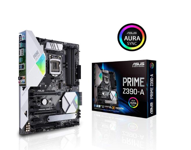ASUS Prime Z390-A LGA1151