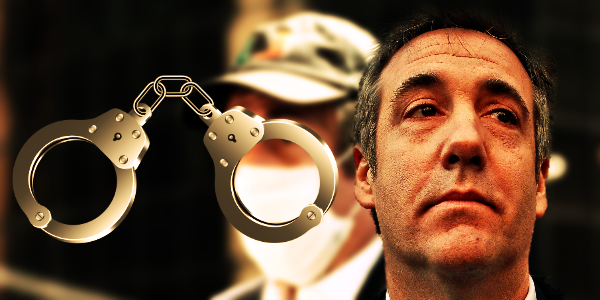 Trump's former personal attorney Michael Cohen back in custody for violating terms of early release…