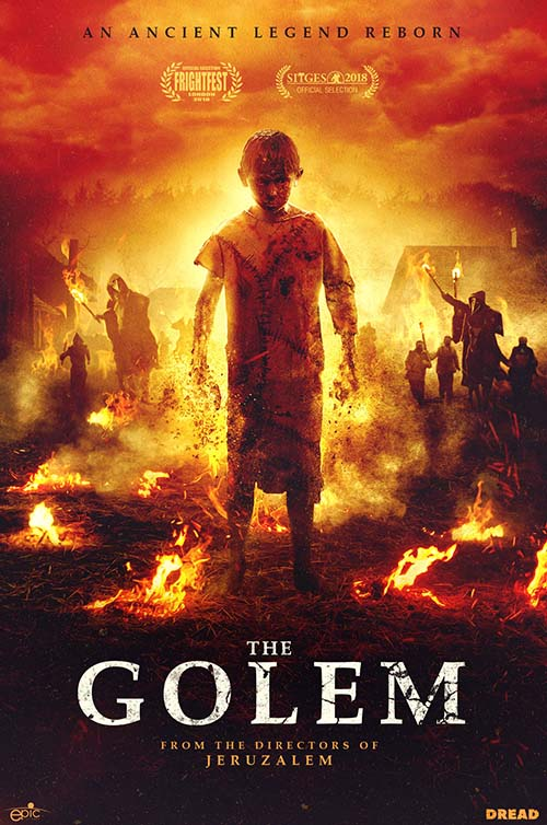 The Golem 2018 Hindi ORG Dual Audio 720p BluRay ESub 1GB | 350MB Download