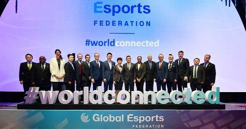 Luar Biasa! Tencent Bersama-sama Mendirikan Federasi eSports Untuk Seluruh Dunia