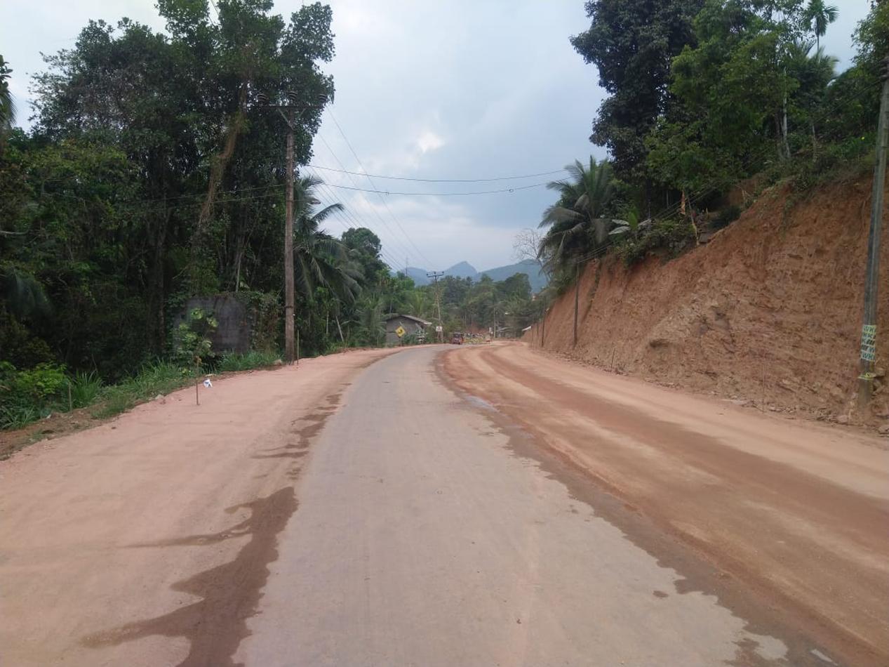 Bulathkohupitiya Town Road