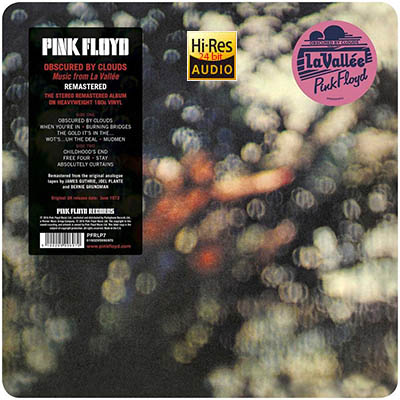 Pink Floyd – Obscured By Clouds (1972 -2016 Remastered )