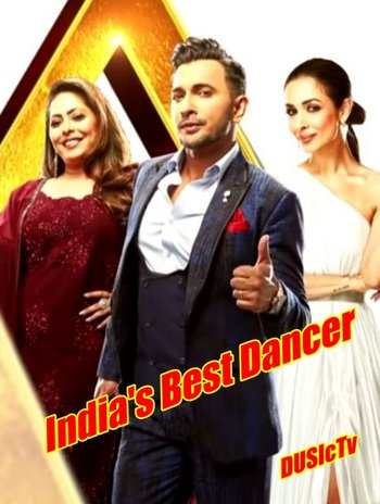 India's Best Dancer 29th August 2020 Hindi 720p HDRIp DL