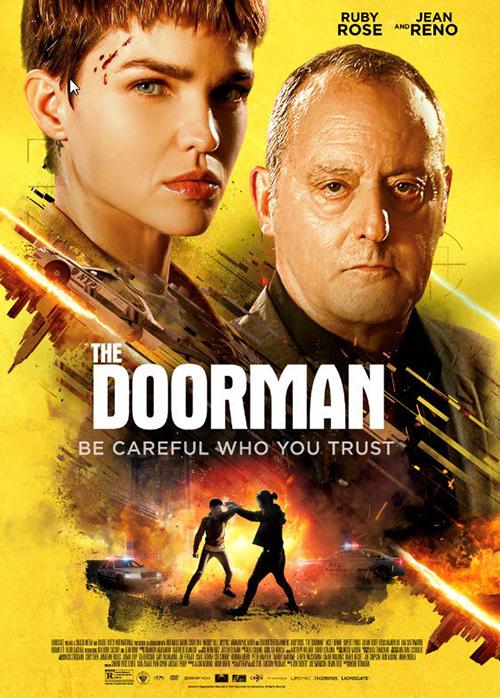 The Doorman | 2020 | m720p - m1080p | BluRay | Türkçe Altyazılı | Tek Link