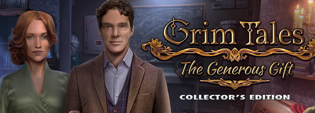 Grim Tales 18: The Generous Gift Collector's Edition {v.Final}