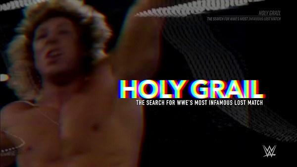 Watch WWE Holy Grail Season 1 Episodes 1 5/13/2019