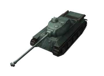 Премиум танк FCM 50 t World of Tanks Blitz