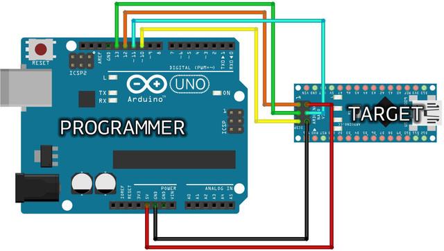 Arduino-ISP-wires