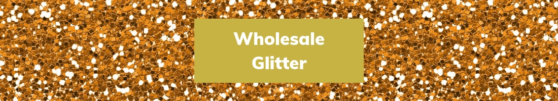 Shop bulk glitter and wholesale glitter.