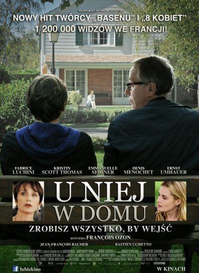U niej w domu / Dans la maison (2012) PL.BRRip.XviD-GR4PE | Lektor PL