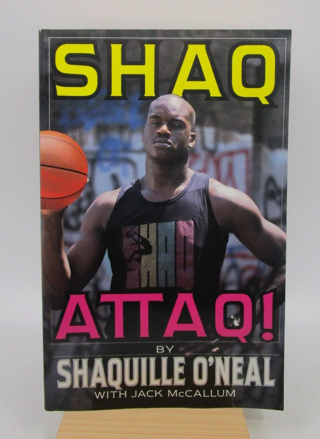 Image for Shaq Attaq!: My Rookie Year