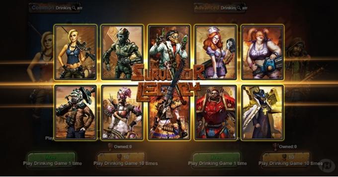 Survivor Legacy—Start a new human civilization today!