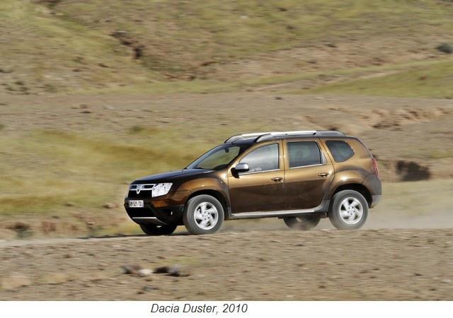 Dacia, la petite marque qui voit grand 2010-Dacia-DUSTER