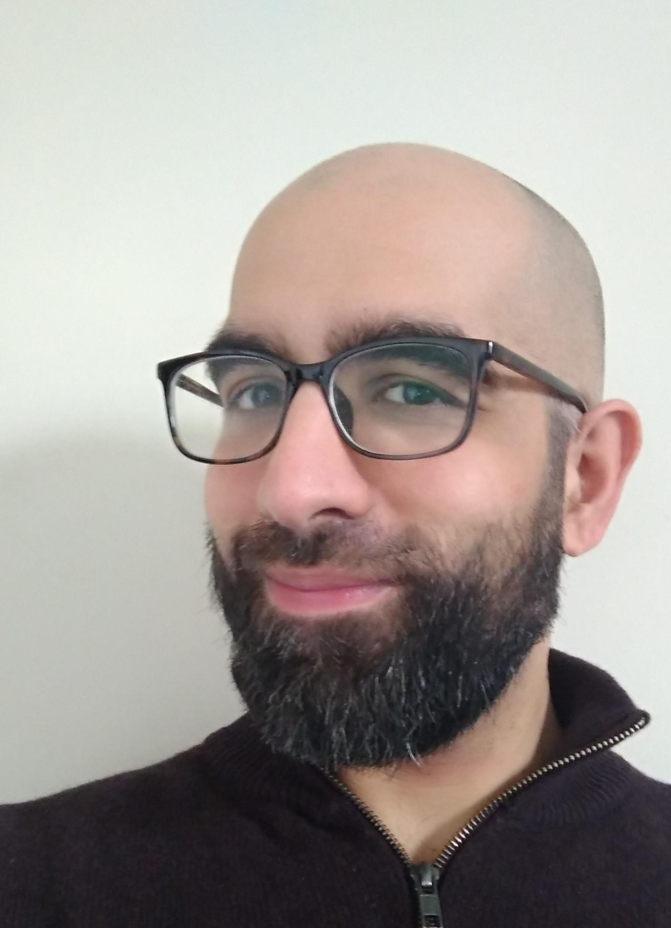 Photo of Dr Arshad Isakjee