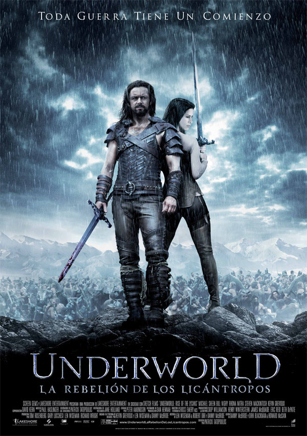 Underworld Rise of the Lycans 2009 Hindi Dual Audio 720p BluRay 800MB Download