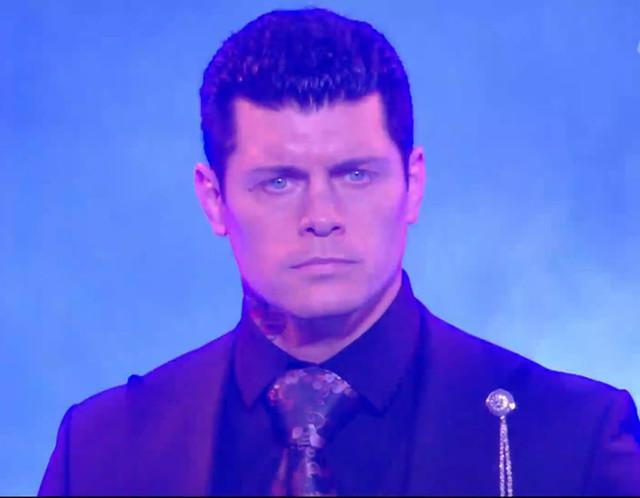 Cody Rhodes vuelve a AEW