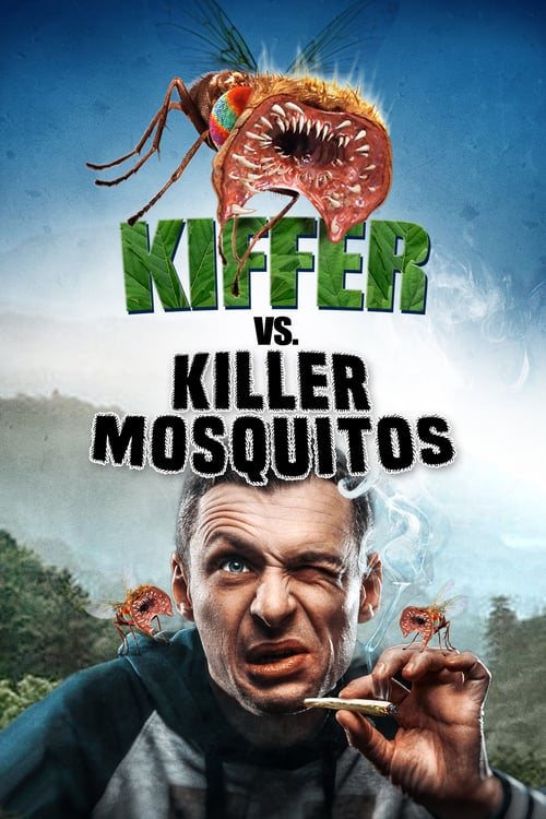 Killer Mosquitos 2018 Hindi Dual Audio 720p BluRay 900MB | 300MB Download