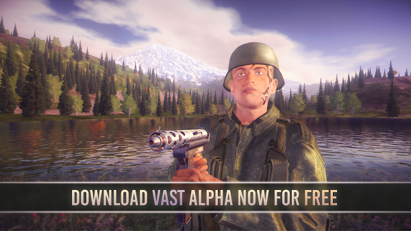 Vast Survival Multiplayer (Update v1.0) Mod Equipment