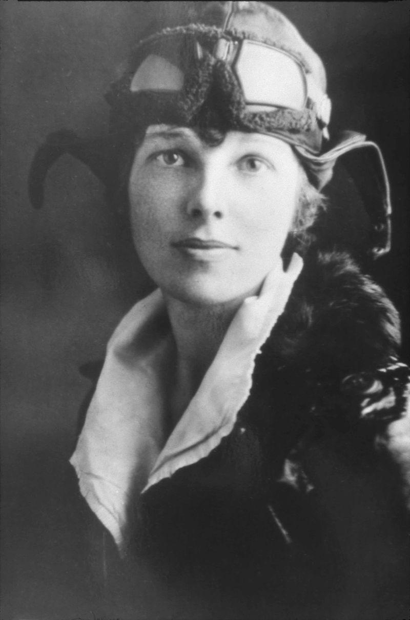 who was Amelia Earhart