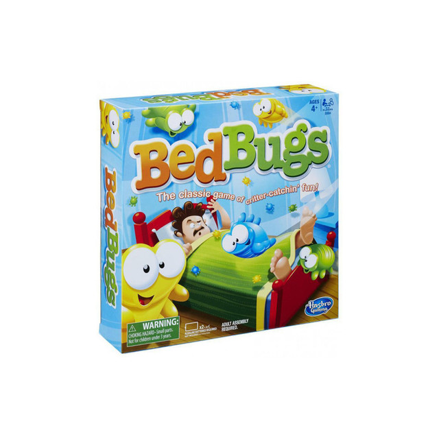 სამაგიდო თამაში BED BUGS HASBRO 413280