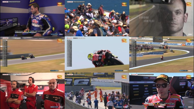SBKcap - SBK Superbikes (2019)[HDTV 720p][Castellano][2/13][1.3GB][VS]