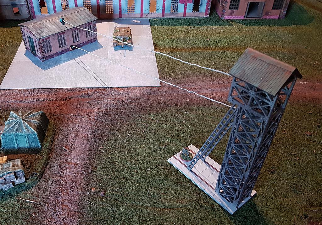 Tiefbau Mine mit Schachtzugang  Arminace-mine-1