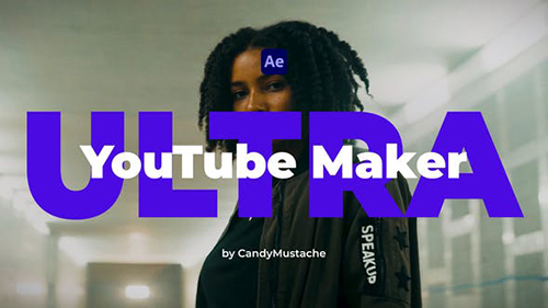 Ultra YouTube Maker   After Effects 33171910 - Project for After Effects (Videohive)
