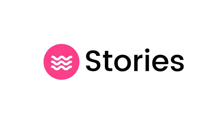 Stories App - Get Rewards by Updating Stories Blockchain base App