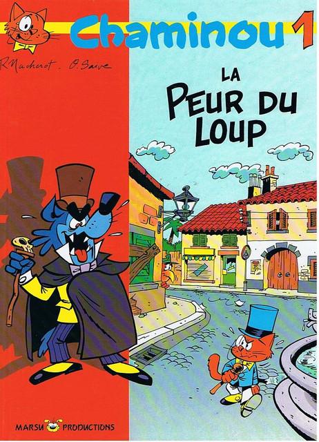 Chaminou et Chauvesouris Loup404