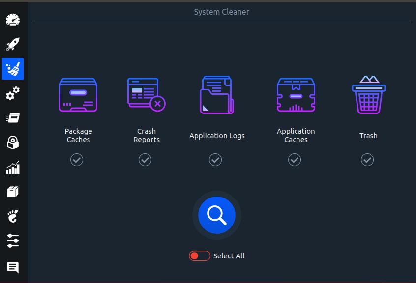 linux aplication